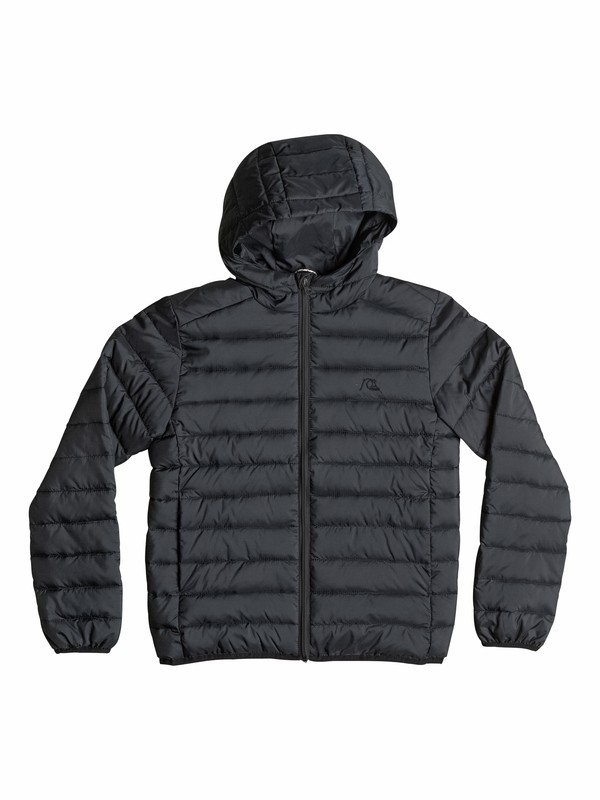 0 Scaly - Insulator Jacket  EQBJK03041 Quiksilver
