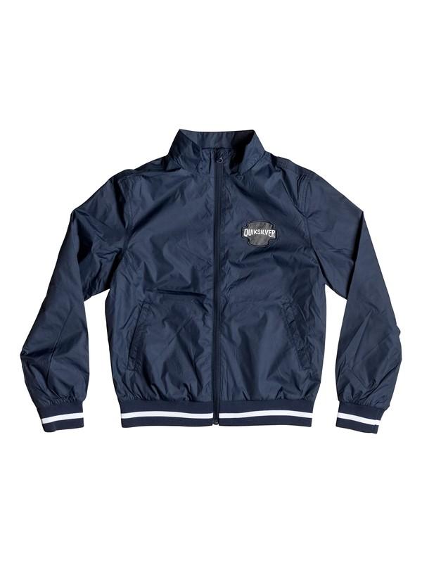 0 Water Front - Jacket  EQBJK03043 Quiksilver