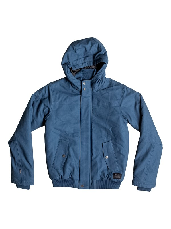 0 Brooks DWR - Jacket  EQBJK03072 Quiksilver