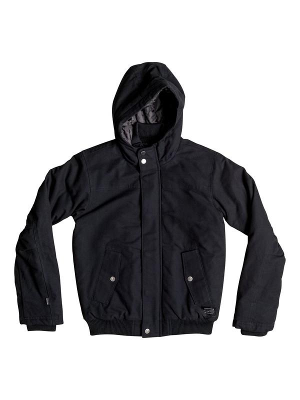 0 Boy's 8-16 Brooks DWR Jacket  EQBJK03072 Quiksilver