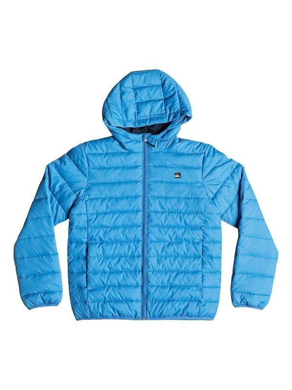 0 Scaly - Insulator Jacket  EQBJK03075 Quiksilver