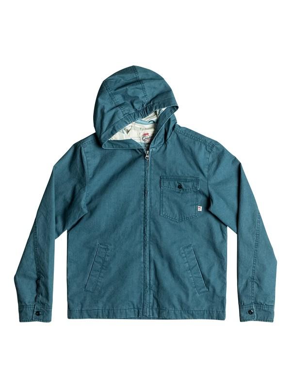 0 Maxson Shore - Hooded Jacket  EQBJK03116 Quiksilver