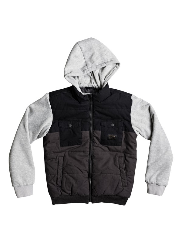 0 Orkney Block - Padded Jacket for Boys 8-16  EQBJK03126 Quiksilver