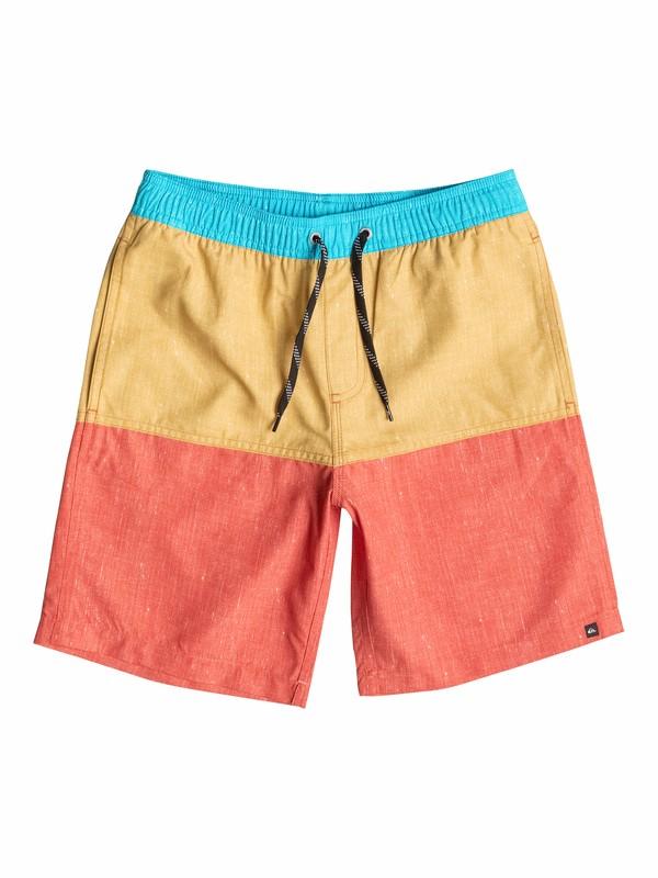 0 Panel Volley 14 - Swim Shorts  EQBJV03012 Quiksilver