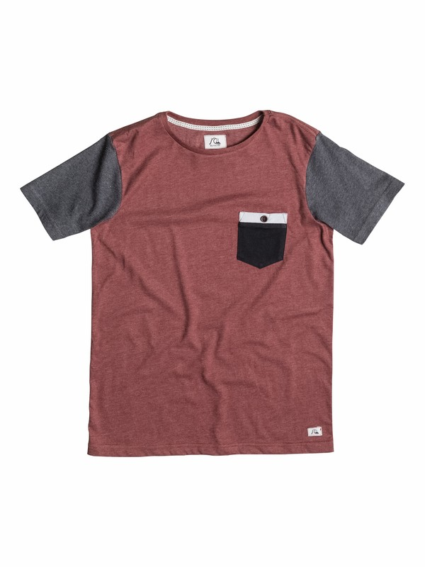 0 Bay Sic - Pocket T-Shirt  EQBKT03031 Quiksilver
