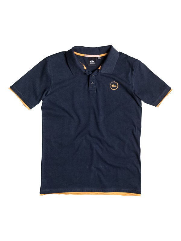 0 Moss Side - Polo Shirt  EQBKT03041 Quiksilver