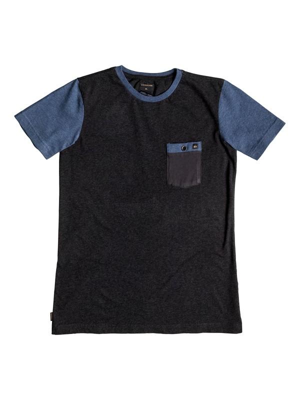0 Baysic - Tee-Shirt à poche  EQBKT03074 Quiksilver