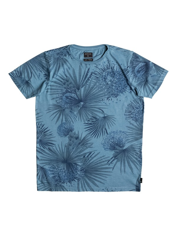 0 Over It - T-Shirt  EQBKT03078 Quiksilver