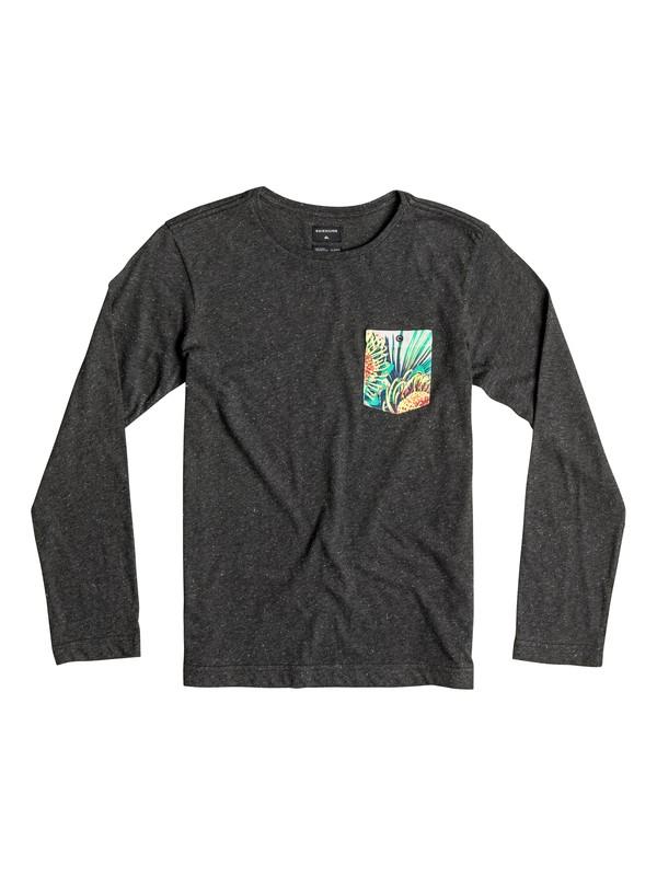 0 Loose Change - Camiseta de Manga Larga  EQBKT03081 Quiksilver
