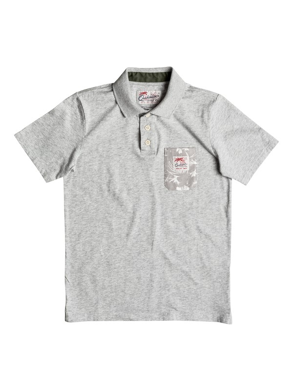 0 Last Jungle - Polo Shirt  EQBKT03109 Quiksilver
