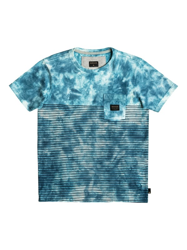 0 X Bloob - Pocket T-Shirt  EQBKT03114 Quiksilver