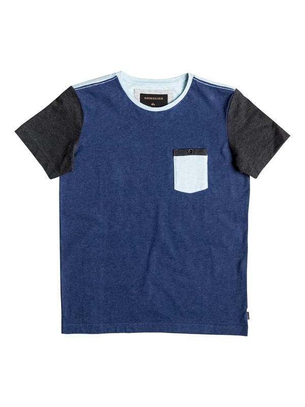 0 Baysic - Pocket T-Shirt  EQBKT03120 Quiksilver