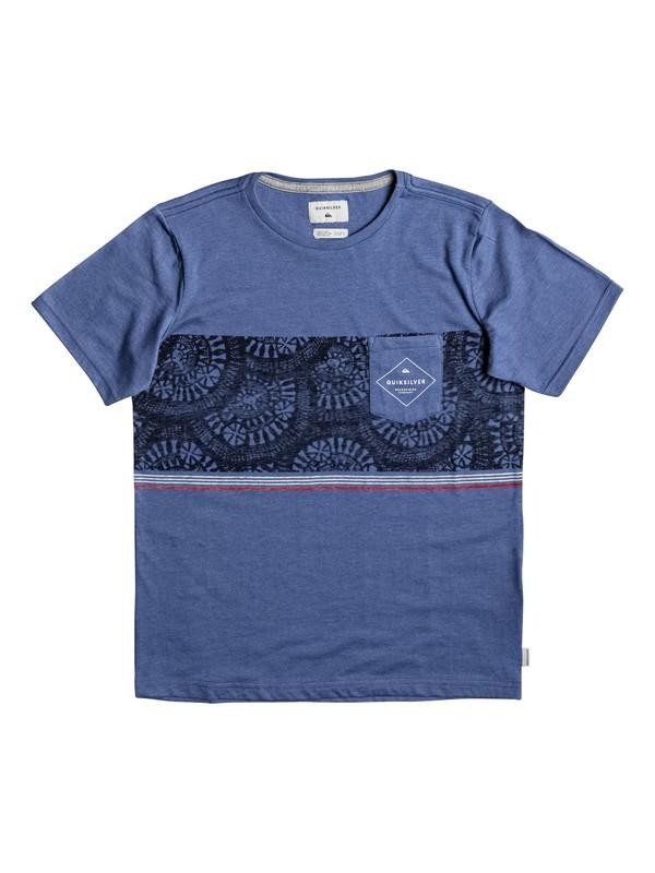 0 Tokanui - T-Shirt for Boys 8-16  EQBKT03135 Quiksilver