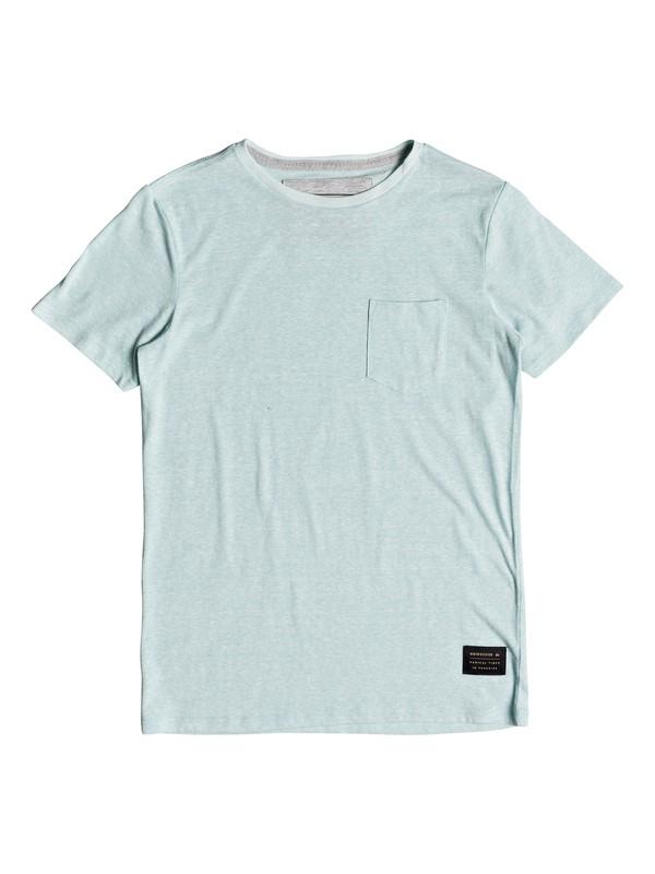 0 Makayoko - T-Shirt Blue EQBKT03168 Quiksilver