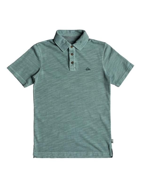 0 Boys 8-16 Everyday Sun Cruise Camisa Polo  EQBKT03170 Quiksilver