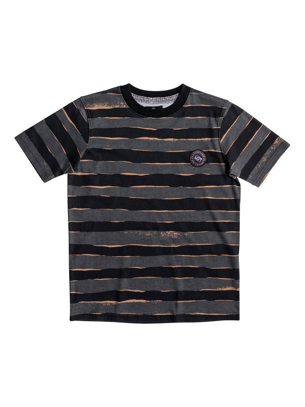 0 Allover Mad - T-Shirt for Boys 8-16  EQBKT03176 Quiksilver