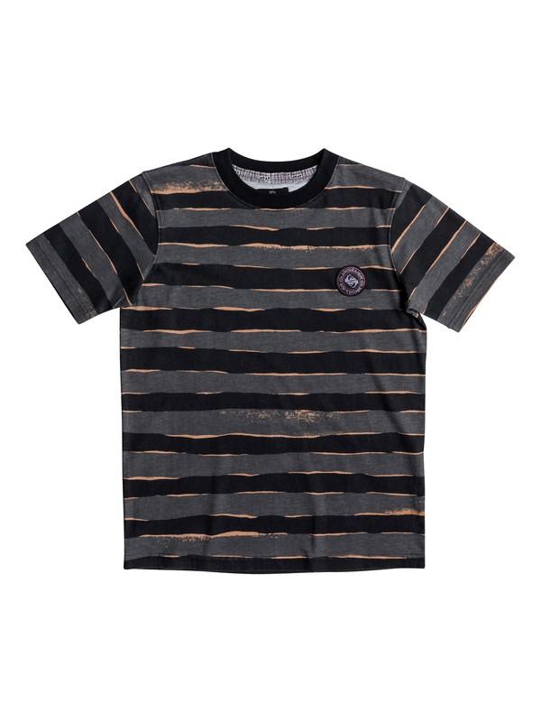 0 Allover Mad - Camiseta para Chicos 8-16  EQBKT03176 Quiksilver