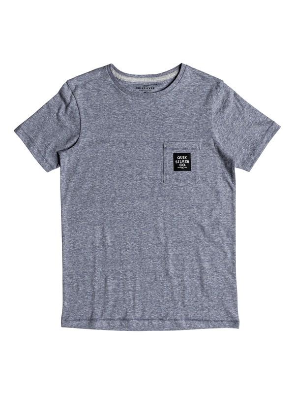 0 Aso Hama - T-Shirt  EQBKT03186 Quiksilver