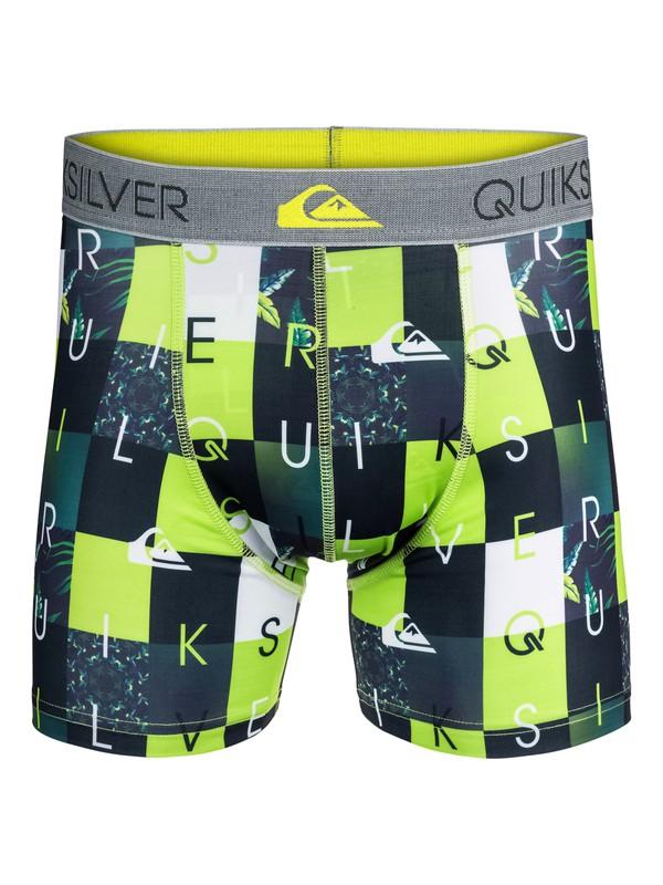 0 Tip Top - Boxer Briefs  EQBLW03002 Quiksilver