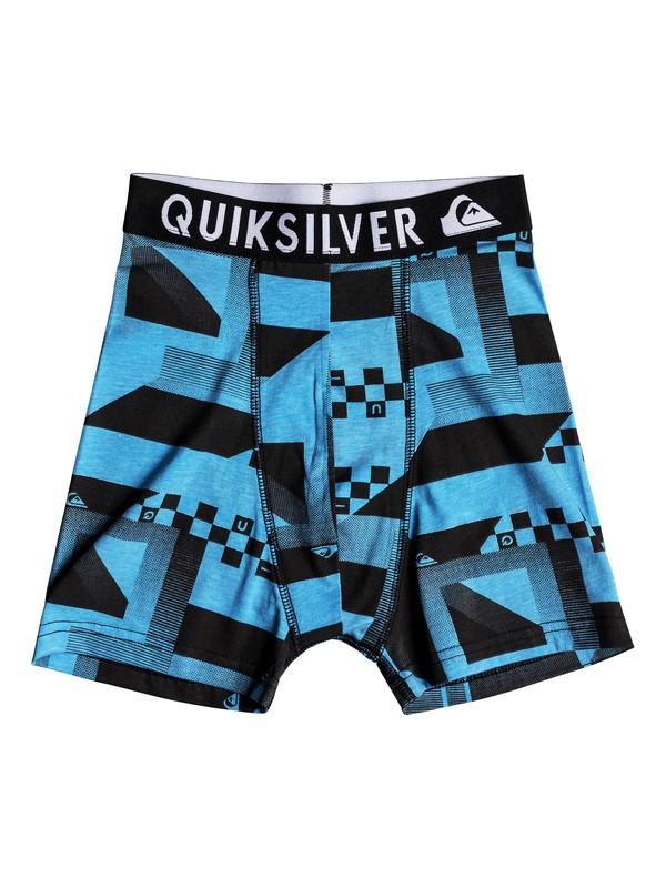 0 Boxer - Boxer pour Garçon 8-16 ans Multicouleurs EQBLW03017 Quiksilver