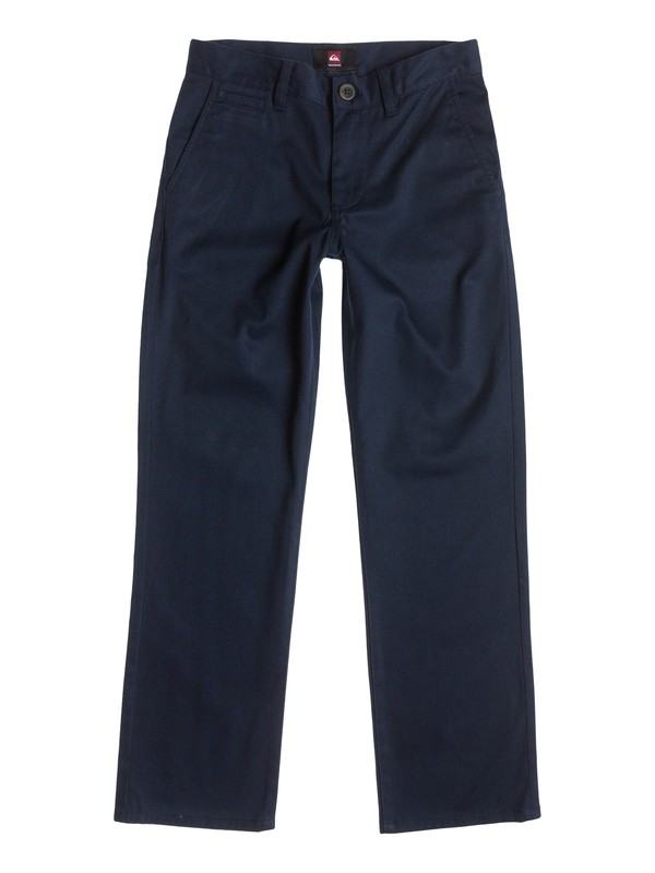 0 Union Pant Youth  EQBNP03002 Quiksilver