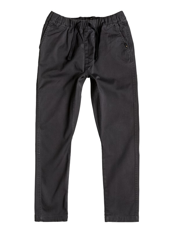 0 Boy's 8-16 Fun Days Chinos  EQBNP03053 Quiksilver