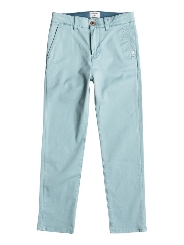 0 Krandy - Pantalon chino  EQBNP03054 Quiksilver