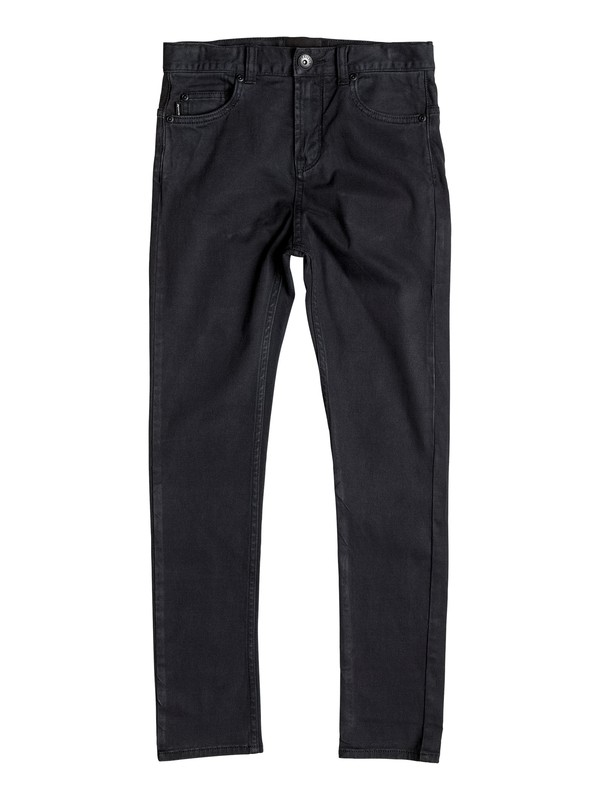 0 Low Bridge - Tapered Trousers  EQBNP03058 Quiksilver