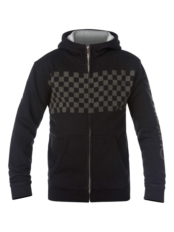 0 Hood Zip Youth A6  EQBSF03004 Quiksilver