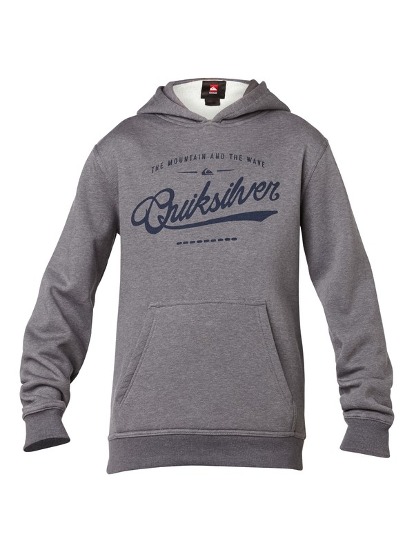 0 Hood Rib Good Youth G7  EQBSF03020 Quiksilver