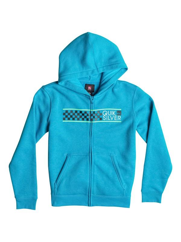 0 Hood Zip Good Youth H7  EQBSF03024 Quiksilver