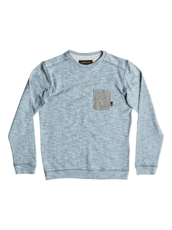0 Lindow - Pocket Sweatshirt  EQBSW03028 Quiksilver