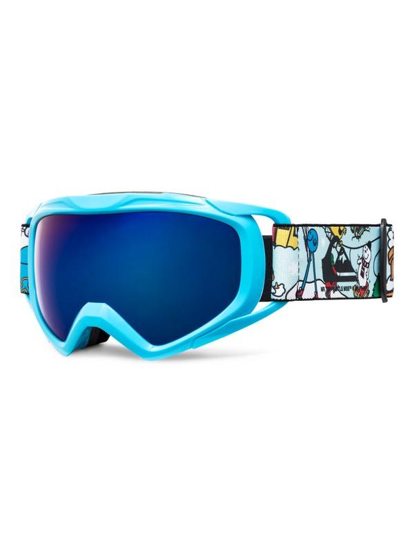 0 Eagle 2.0 Mr Men - Masque de snowboard/ski pour Garçon 8-16 ans  EQBTG03005 Quiksilver