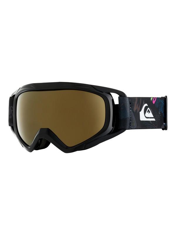 0 Boy's 8-16 Eagle 2.0 Snowboard/Ski Goggles Black EQBTG03007 Quiksilver