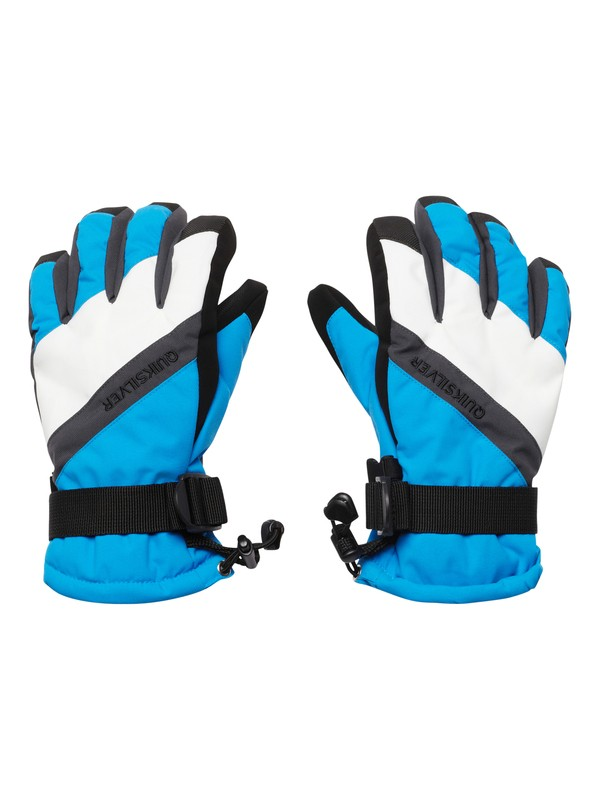 0 Meteor Youth Gloves  EQBTH00009 Quiksilver
