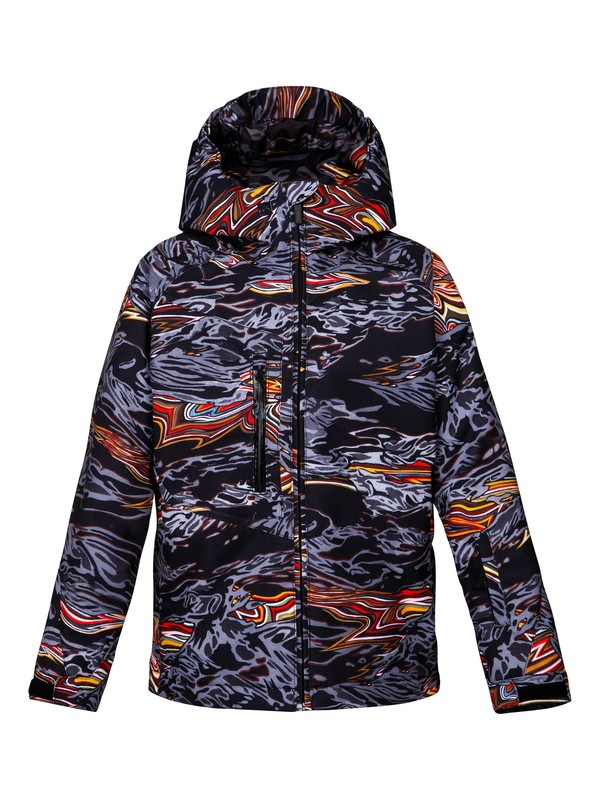 0 Travis Rice Roger That 10K Youth Jacket  EQBTJ00020 Quiksilver