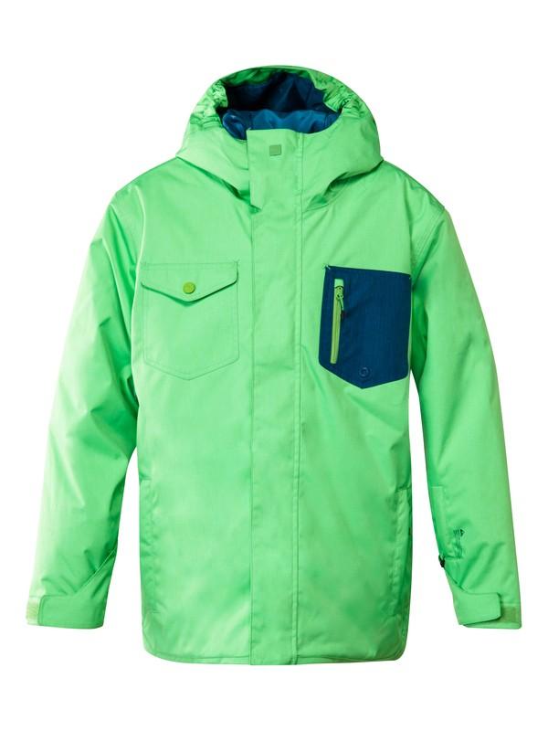 0 Versus 10K Youth Jacket  EQBTJ00031 Quiksilver