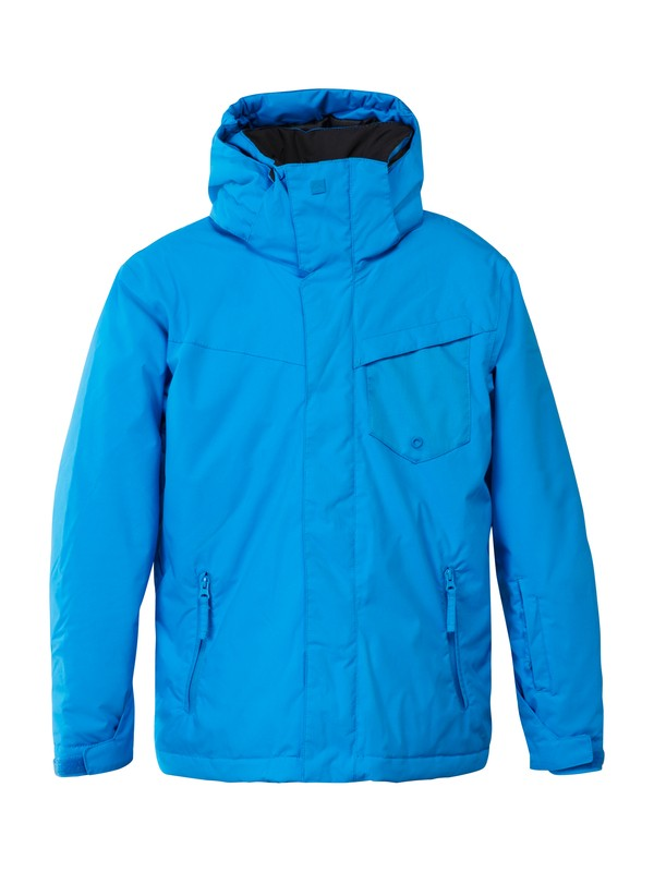 0 Mission Solid 10K Youth Jacket  EQBTJ00033 Quiksilver