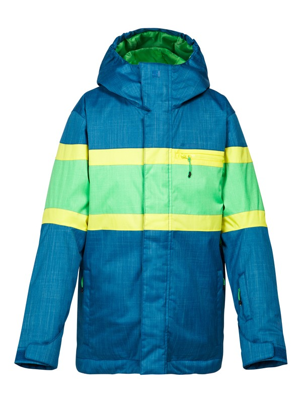 0 Fraction Youth Jkt  EQBTJ00034 Quiksilver