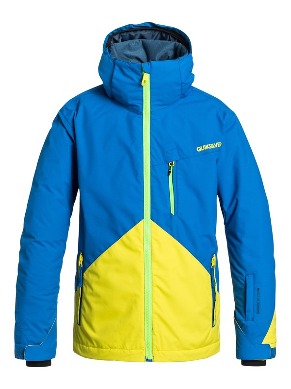 0 Mission Color Block - Veste de snow  EQBTJ03003 Quiksilver