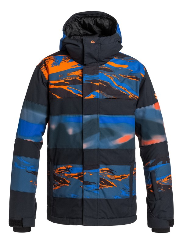0 Fiction - Snowboard Jacket  EQBTJ03005 Quiksilver