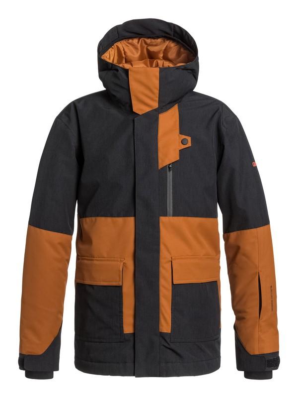 0 York - Snowboard Jacket  EQBTJ03006 Quiksilver