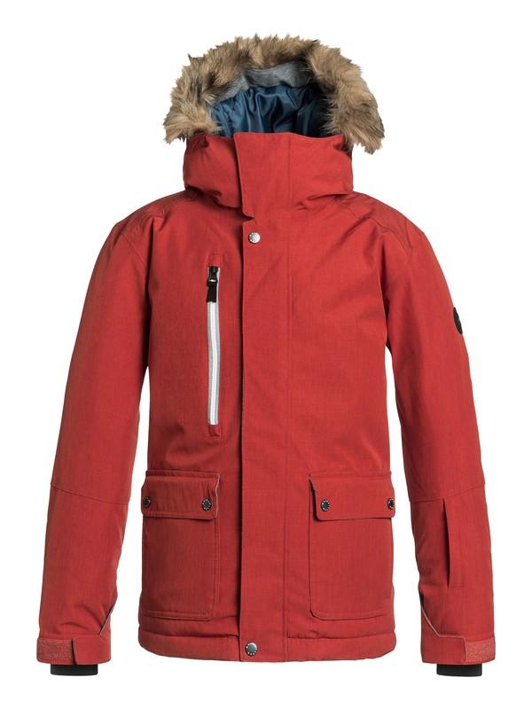 0 Selector - Snowboard Jacket  EQBTJ03008 Quiksilver