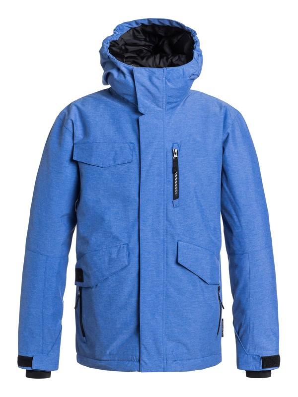 0 Boys 8-16 Raft Snow Jacket  EQBTJ03009 Quiksilver