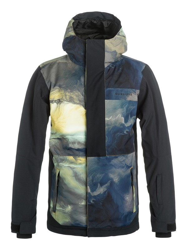 0 Ambition - Snow Jacket  EQBTJ03038 Quiksilver