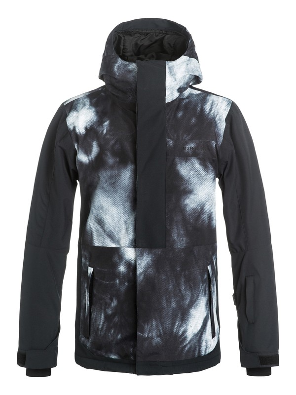 0 Boys 8-16 Ambition Snow Jacket  EQBTJ03038 Quiksilver