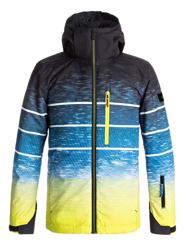 0 Mission Engineered - Chaqueta Para Nieve para Chicos 8-16  EQBTJ03062 Quiksilver