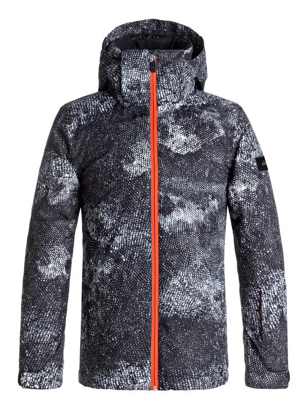0 TR Mission Snow Jacket  EQBTJ03063 Quiksilver