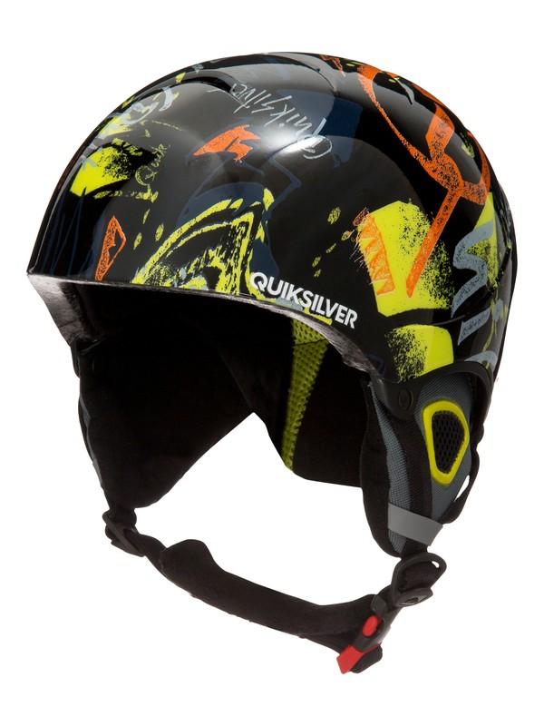 0 The Game - Snowboard/Ski Helmet for Boys 8-16  EQBTL03005 Quiksilver