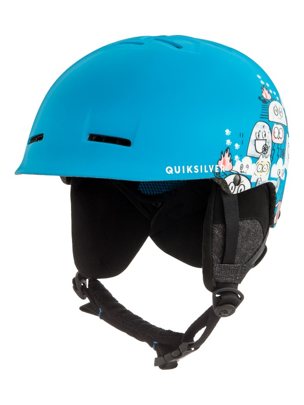 0 Empire - Snowboard/Ski Helmet for Boys 8-16 Blue EQBTL03009 Quiksilver